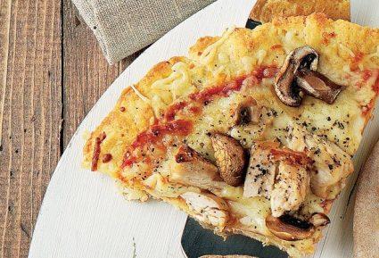 Γρήγορη πίτσα με ζύμη γιαουρτιού-featured_image