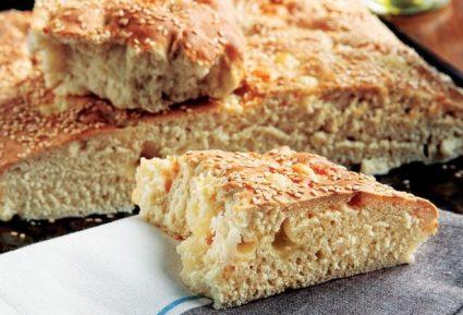 Παριανή φουσκωτή µε τυρί-featured_image