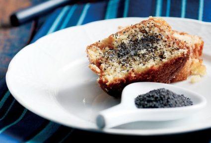 Σιροπιαστό κέικ µανταρίνι µε παπαρουνόσπορο-featured_image