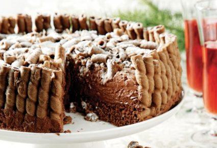 Βελούδινη τούρτα σοκολάτας (Τούρτα «Περίπτερο»)-featured_image