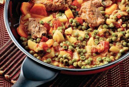 Χοιρινό µε λαχανικά στην κατσαρόλα-featured_image