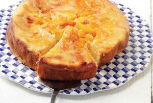 Ανάποδη πίτα με ροδάκινα-featured_image