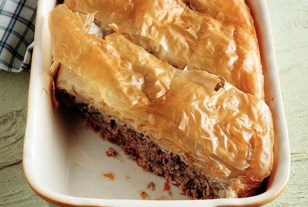 Ανοιξιάτικη πίτα της Ελπίδας