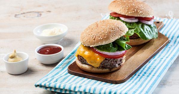 cheeseburger burger σπιτικο μπιφτεκι κιμας συνταγη μπαρμπεκιου bbq barbeque αργυρω