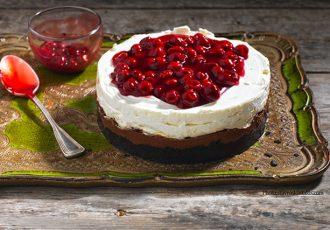 cheesecake με merenda