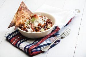 Τσίλι κον κάρνε (Chili con carne)-featured_image