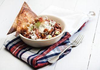 μεξικανικο τσίλι κον κάρνε με κιμα τορτιγιες αυθεντικη συνταγη chili con carne