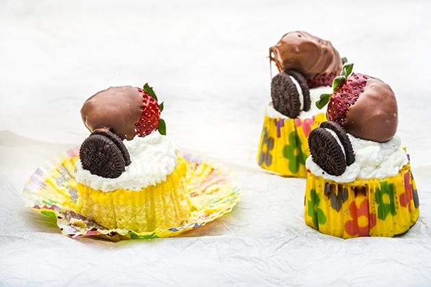 Cupcakes NY cheesecake