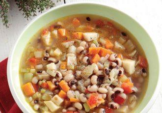 φασολάδα σούπα