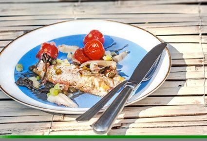 Φιλέτο ψάρι στο φούρνο-featured_image