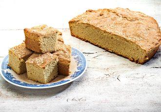 Γαλαξιδιώτικη κουλούρα ξεροτριφτή γλυκο ψωμι