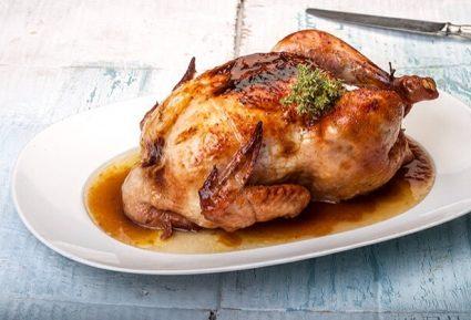 Γλυκόξινο κοτόπουλο στη γάστρα-featured_image