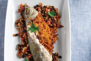 γόπες στο φούρνο ψάρια συνταγή