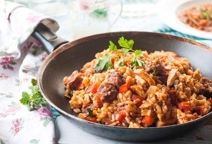Γρήγορη παέγια (paella)-featured_image