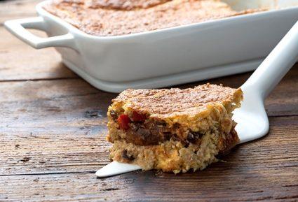 Κέικ καλαμποκιού γεμιστό με λαχανικά-featured_image