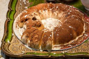 σεμιφρέντο κέικ