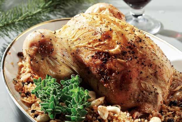 Κοτόπουλο με εύκολη γέμιση