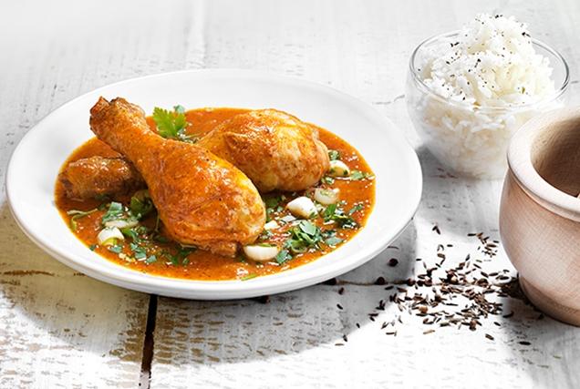 Κοτόπουλο κάρυ