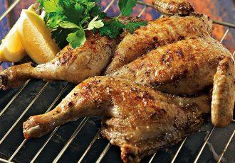 κοτόπουλο σε μαρινάδα της Αργυρώς