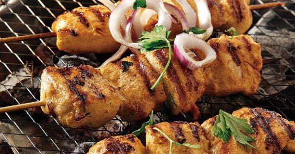 Κοτόπουλο ταντούρι ινδικό της Αργυρώς