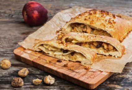 Μηλόπιτα Κοζανίτικη με κάστανα και καρύδια-featured_image