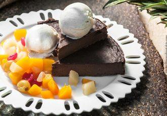 κέικ ψυγείου σοκολατα