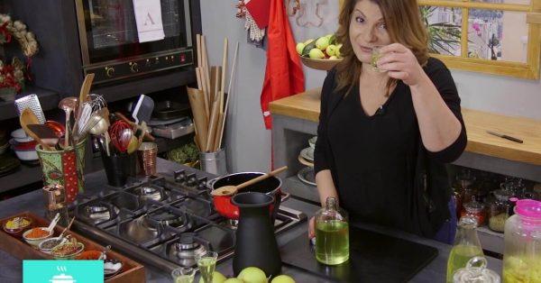 λιμοντσέλο σπιτικο λικερ συνταγη limoncello