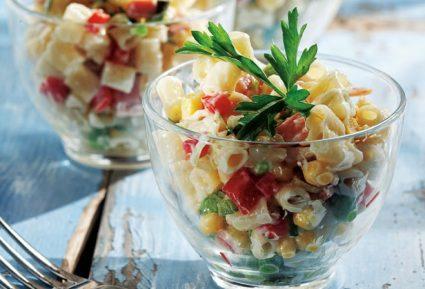 Μακαρονοσαλάτα με μαγιονέζα και γιαούρτι-featured_image
