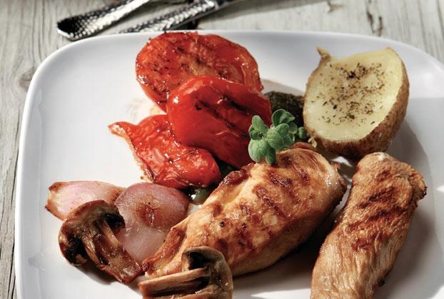 Μαριναρισμένο γλυκόξινο κοτόπουλο-featured_image