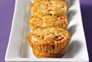 αλμυρά muffins