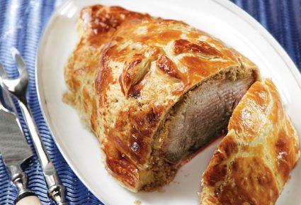 Μοσχάρι σε σφολιάτα (Beef Wellington)-featured_image
