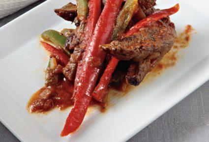 Μοσχαρίσιο συκώτι γιαχνί με πιπεριές και φέτα-featured_image