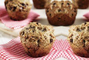 αλμυρά muffins χωρίς αυγά