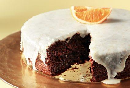Νηστίσιμη πορτοκαλόπιτα με κακάο και καρύδι-featured_image