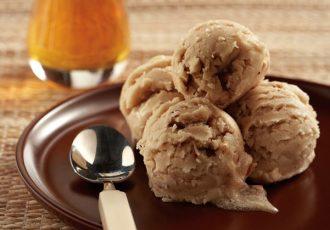 παγωτό χαλβάς