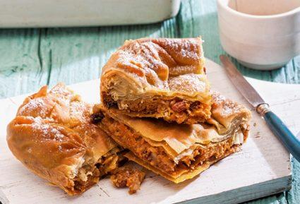 Παριανή γλυκιά κολοκυθόπιτα ή λυρόπιτα-featured_image