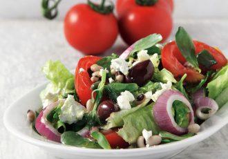 Παριανή σαλάτα