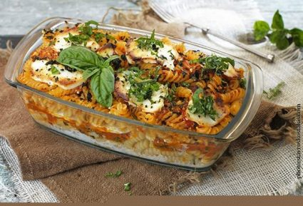 Μακαρόνια φούρνου με κόκκινη σάλτσα-featured_image