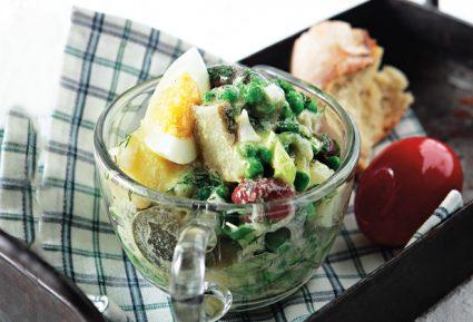 Πασχαλινή σαλάτα με αυγά-featured_image