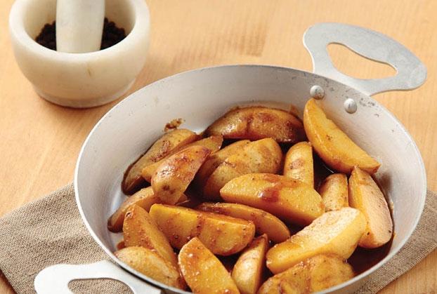 Πικάντικες baby πατάτες με μπαχαρικά