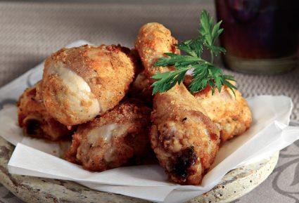 Πικάντικο κοτόπουλο πανέ με παρμεζάνα-featured_image