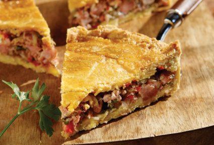 Πίτα με λουκάνικο-featured_image