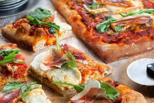 Ελληνική πίτσα