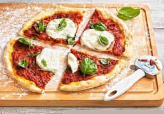 ιταλική πίτσα ναπολιτάνα
