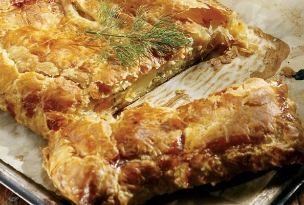 Μακεδονικό φύλλο σπιτικό (βασική συνταγή)