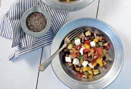 Ψητά λαχανικά με καραμελωμένα καρύδια-featured_image