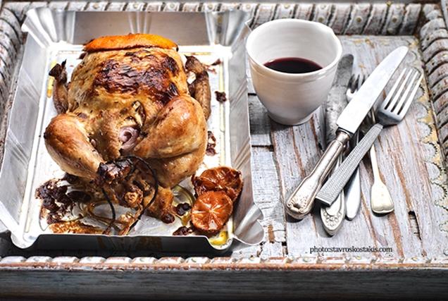 Ψητό κοτόπουλο & τέλεια μαρινάδα με μουστάρδα-featured_image