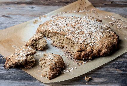 Ψωμί ολικής αλέσεως σε 5′ χωρίς ζύμωμα-featured_image