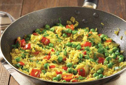 Ρύζι με λαχανικά και κιτρινόριζα-featured_image