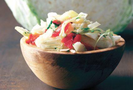 Σαλάτα λάχανο με πιπεριά-featured_image